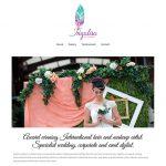 Ingalisa Hair and Makeup website